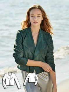 Island Breeze: 11 New Women's Sewing Patterns