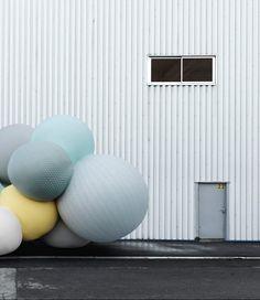 Charles Petillion presented the installation at Super Studio Design during Milan design week.