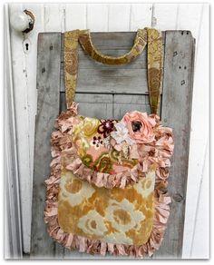 Prairie Vagabond carpet bag