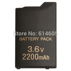 216 ,- 2200 мАч 3.6 В аккумуляторная батарея для Sony PSP 1000 консоли купить на AliExpress