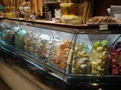 Florence Gelato Shop