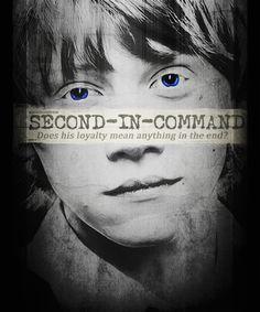 Second-in-Command.  Segundo em comando Será que a sua lealdade significa nada no final?