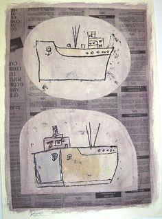 Mario Bueno, Barcos 5