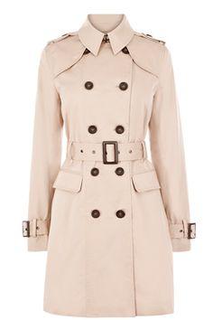 Coats & Jackets   Neutral Summer Mac   Warehouse