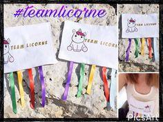EVJF <3 Team Licorne