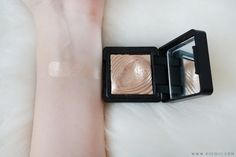 Kiko Milano Water Eyeshadow in 208 (Laura Geller Gilded Honey Dupe) Swatch
