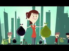 En la Ciudad entre todos generamos 14 estadios de residuos por año. Separando plásticos, vidrios, papeles, cartones y metales, vamos a reducirlos a la mitad....