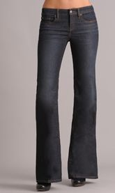 Lila flare Henry and Belle jeans. Super flattering!