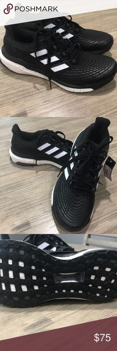 7c3832eb2 Adidas energy boost shoe NWT. ADIDAS energy boost shoe. Women s Size 8 1