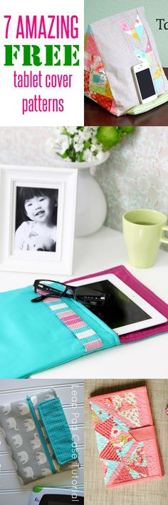 tablet cover sewing tutorial | ipad cover pattern | ipad case tutorial