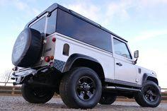 custom defender 90  seats new | Used 4x4 Land Rover Defender 90