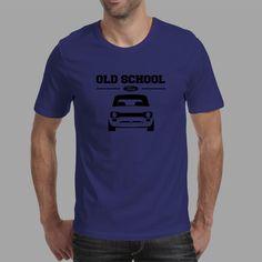 Ford Escort Mk1 Old School T-Shirt  T-Shirt