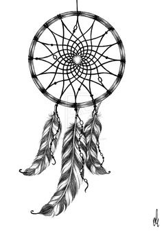 deviantART: More Like My Dreamcatcher Designs by ~HildeArt