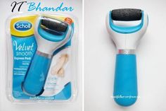 Scholl Velvet Smooth Express Pedi Electronic Foot File.  Only 7 left! Available.  Rs1,999.00.