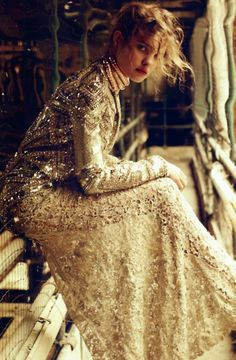 Natalia Vodianova in Givenchy