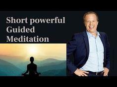 Short Guided Meditation, Best Meditation, Meditation Practices, Mindfulness Meditation, Chakra Affirmations, Positive Affirmations, Meditation Youtube, Feel Like Giving Up, Mind Power