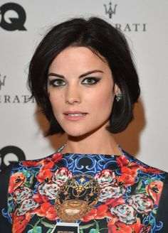 I never participate in these thing but... #WCW (woman crush wednesday). Am listening to the Nerdist podcast and falling in love with Jaimie Alexander.