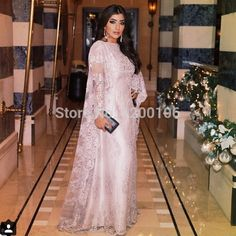 Find More Evening Dresses Information about 2015 Vintage Arabic Design Bateau Appliqued Lace Bodice Sheer Long Sleeve Evening Dresses with Cape,High Quality dress suits,China dress voile Suppliers, Cheap dresses long sleeve from DENIAS BRIDAL 001 on Aliexpress.com