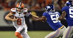 Giants Owa Odighizuwa suspended four games for PEDs