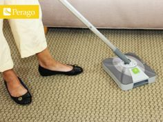 PERAGO QUICKSweep™ Cordless Sweeper http://www.myperago.com/