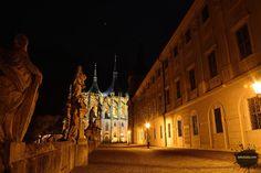 Sainta Barbara Church in Kutna Hora, Czech Republic.