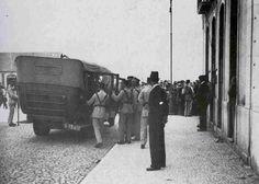 Prisão de bacalhoeiros em greve,1962