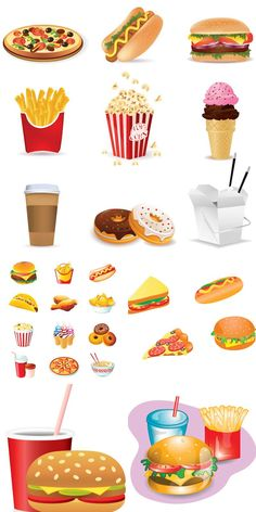 Fast foods which causes heart burn and acid reflux