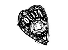 ouija-board-temporary-tattoo - Candid Wedding Photography   Joelle Poulos
