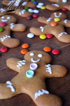 Galletas de jengibre GingerBread decoradas