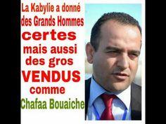Réponse de Ferhat Mehenni à Chafaa Bouaiche