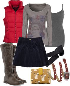 """""""Lunch with the girls"""" by sunnykansas on Polyvore"""