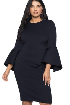 26d1ba9b29 Podlily Womens Casual Elegant XXX Large Plus Size Formal