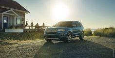 2016 Ford Explorer  #American_brands #Los_Angeles_Auto_Show_2014 #Segment_J #For