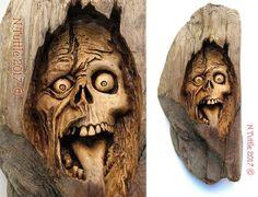 Deadwood by psychosculptor