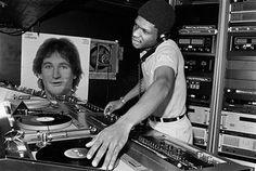 Bill Bernstein, Paradise Garage, 1979
