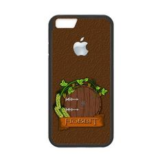 The Hobbit  Hole Design Apple Iphone 6 Case Cover. #accessories #case #cover #hardcase #hardcover #skin #phonecase #iphonecase #iphone6 #iphone6case #movie #hobbit #dezignercase