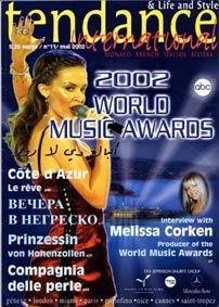 World Music Awards Monaco Tendance life style International http://www.tendancelifesyle.com http://www.tendancetv.us