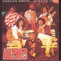 """Vuelvo Para Vivir"" by Illapu was added to my Descubrimiento semanal playlist on Spotify"