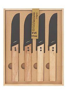 COOKUT Eve steak knife set x4