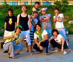 Super Junior - Kibum , Donghae, Eunhyuk, Ryeowook, Sungmin, Siwon, Kangin, Heechul & Leeteuk <3