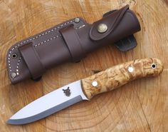 TBS Boar Bushcraft Knife - Survival Kit Edition