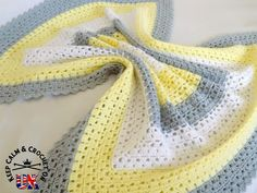 Easy Crochet Baby Blanket Patterns 31 Gorgeous Crochet Patterns for Beginners Quick & Easy Crochet Baby Blanket Easy Crochet Baby Blanket Patterns . Free Pattern Superbly Simple Baby Blanket Crochet Baby Blanket Pattern Easy Ripple by. Crochet Afghans, Crochet Blanket Patterns, Baby Blanket Crochet, Free Crochet, Knitting Patterns, Knit Crochet, Simple Crochet, Crochet Blankets, Baby Blankets
