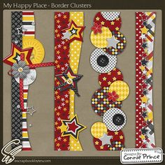 Scrapbook Borders