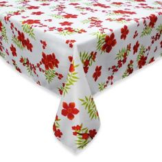 Cherry Blossom Tablecloth - BedBathandBeyond.com