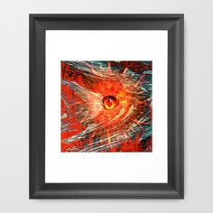 abstract,art,digital,colors,eye,red,yellow,orange ...
