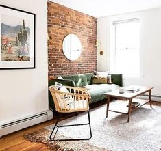 Getting complete design freedom with this space was such an exciting #edesign opportunity, but boy, was it balanced by a two-day turnaround needed by the client! I'm sharing the whirlwind reveal of this cozy industrial 2-bedroom loft in Boston today on the blog! Full tour linked in profile #smhpastprojects