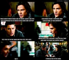 Soulless Sam had his funny moments