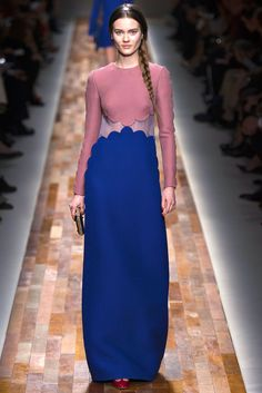 Valentino Fall 2013 Ready-to-Wear Fashion Show - Jac