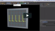 In the second part of this two part series, we create a texture for the monitor display and use the spline produced by the Tracer to make it work. We will also create…