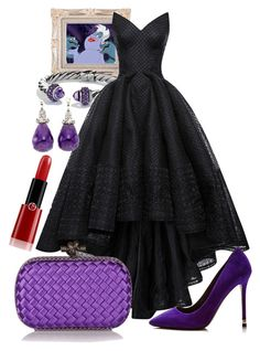 """Day 205: Ursula"" by onceuponascreen ❤ liked on Polyvore"